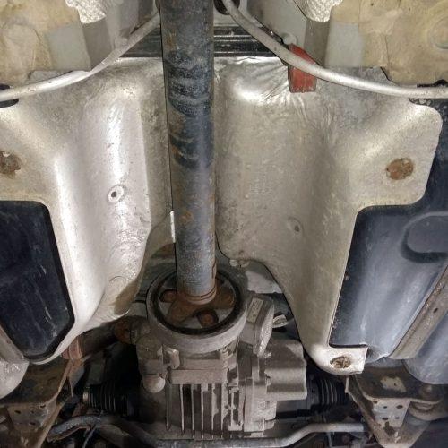 Audi TTS Mk2 Resonator delete