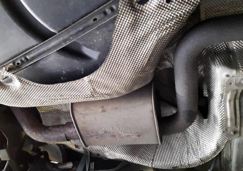 Ford Focus ST225 Resonator Delete