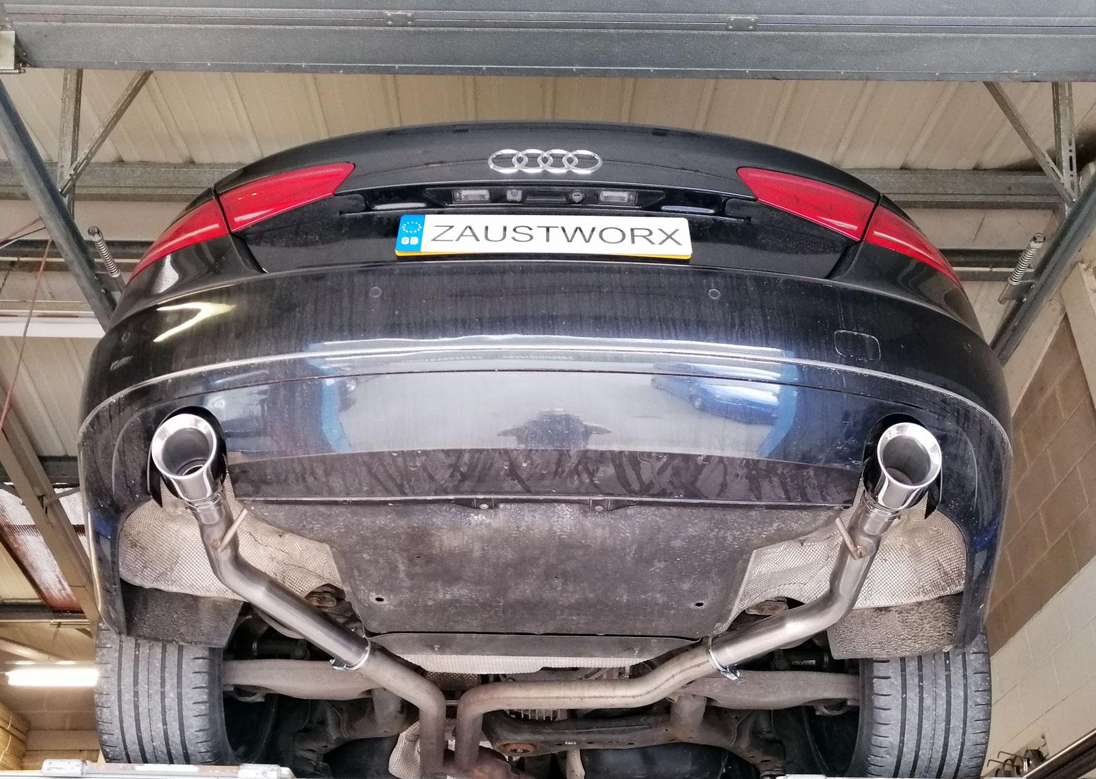Audi A8 (D4) 3.0 TDi